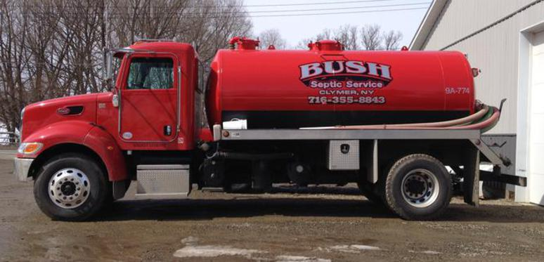 Bush Septic Services-White Builders